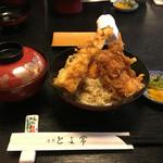 45250669 - 穴子丼 ¥1400 (2015.12.5)