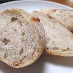 パンロード - フランスパンのカット