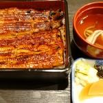 うなぎ藤田 - うなぎのセット