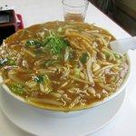 ひろし食堂 - スタミナ麺2015.12.02