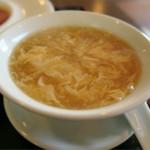 中国料理工房 三好 - 美味しいスープ