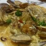 中華料理 菜香菜 - アサリの香り煮