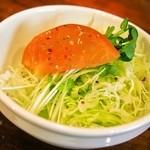 キッチンパパ - ハンバーグ&カキフライ(サラダ)