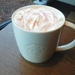 スターバックスコーヒー - ドリンク写真:ホットアップル