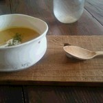 45258737 - 本日のスープ