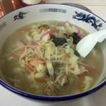 食事処 三平 - 料理写真:長崎ちゃんぽん600円