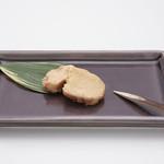 天ぷら新宿つな八 - 山うに豆腐