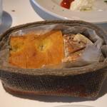 アンビグラム - パン