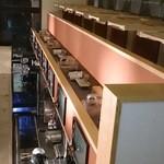 三代目晴レル屋 - 女性のお客様も入りやすい店舗となっております。