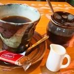 カフェロデオ - ホットコーヒー 500円 税込み