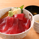 華暖簾 - 鉄火丼(ランチ)