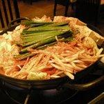 牛花 - 味噌もつ鍋