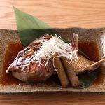 華暖簾 - 鯛の兜煮