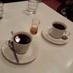 ティファニー - 食後のコーヒー