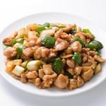 梅蘭 - 鶏肉とカシューナッツ炒め