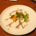 Ravi - 真鯛のポワレ