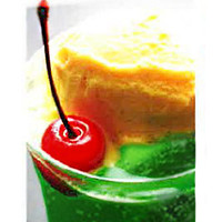 洋食屋 銀座グリルカーディナル - 昔懐かしクリームソーダ