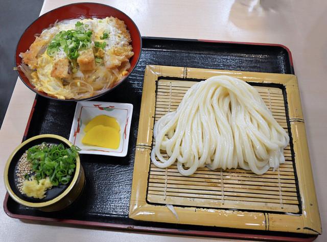 さぬき麺業 ゆめタウン高松店 - カツ丼セット
