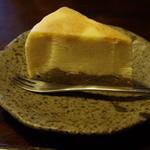 45277751 - そばチーズケーキ