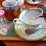 45278965 - 紅茶 450円