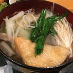 力士料理 富風 - 塩ちゃんこ