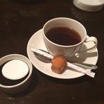 うつぼ浪漫亭 - バイキングのコーヒーとコーヒーゼリー