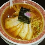 幸楽苑  - 司ラーメン❤ヾ(´∀`ヾ) あっさり醤油味❤