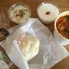 タンタン - 料理写真:タンタンセット
