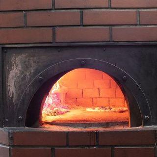暖かさのある薪釜