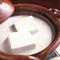 東京 芝 とうふ屋うかい - 名物「豆水とうふ」