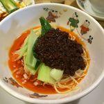駱駝 - 汁無坦々麺(ミニサイズ)