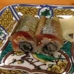 45284092 - 鯖棒寿司