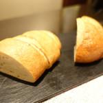 マティーニハウス - パン