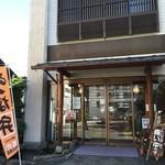 丸六本山川魚店 - 外観