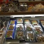 丸六本山川魚店 - わかさぎ色々