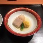 45285797 - 季節野菜炊き合わせ
