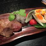 Shunsaikemmizuno - 焼豚と玉子