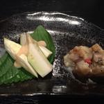 Shunsaikemmizuno - 前菜
