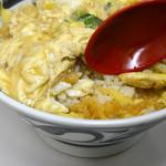 信濃そば - ハイカラ丼