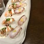 坐・和民 - お寿司