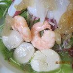 中国料理 桃花園 - ホタテ・海老