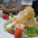 中国料理 桃花園 - 海鮮タワー