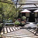 Garten Cafe ぶ楽り - 店外