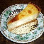 キャトル - ベイクドチーズケーキ(カット)