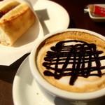カフェ チャコベイ - 料理写真:カフェモカ