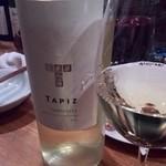 じじばばDOS - 2杯目は樽香が気持ちいい白ワインを。