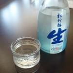 みのり食堂 - 2015/09/23 11:50訪問 生酒