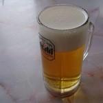 みのり食堂 - 2015/09/24 12:40訪問 生ビール