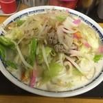 さかい食堂 - 自家製とんこつスープのちゃんぽん