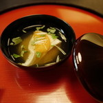 精進料理 醍醐 - 柿椀
